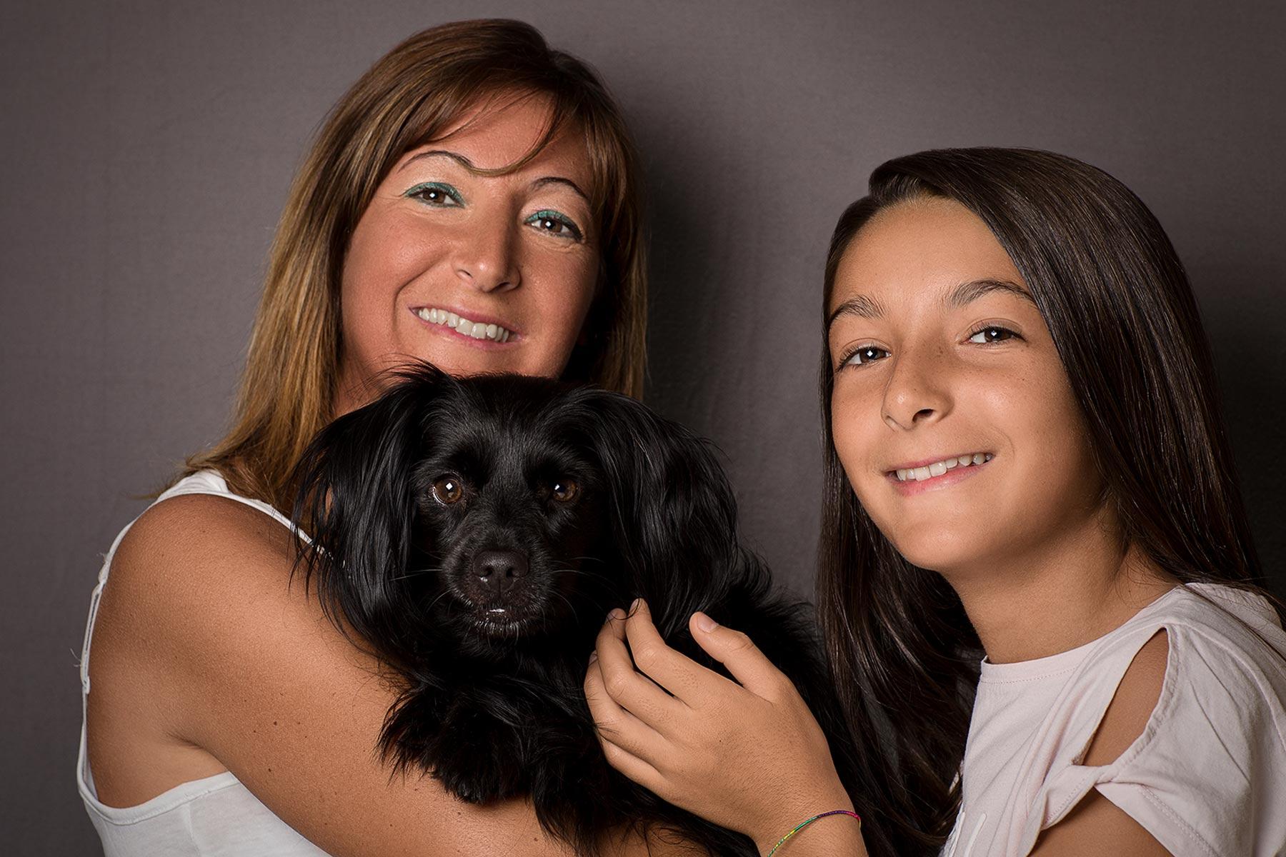 Ritratto di Famiglia - Omar Viara - Fotografo a Torino e Piemonte